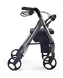 Rollator For Big And Tall People