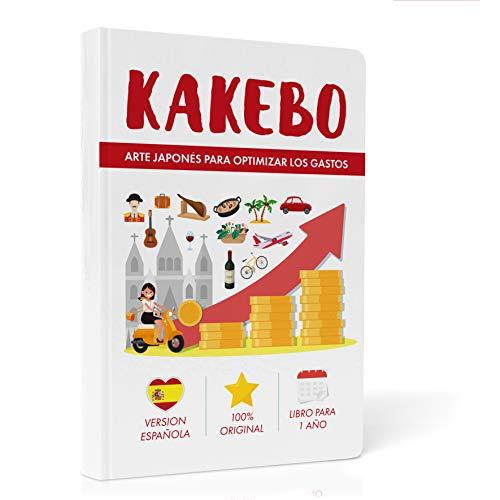 Kakebo 2021 Español - Diseño Moderno - 179 páginas - Agenda Kakebo...