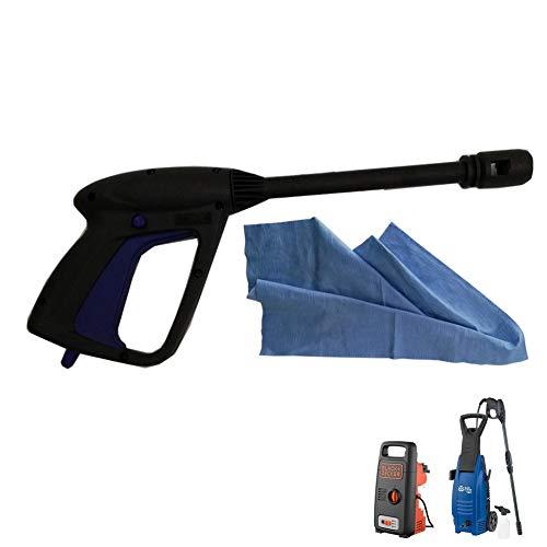 parpyon® Pistola per Idropulitrice ANNOVI REVERBERI - AR Blue Clean - Black&Decker Attacco rapido...