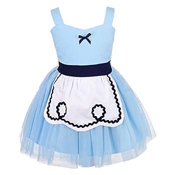 Dressy Daisy Princess Dress Up Costume Summer Dress for Little Girls Size 5