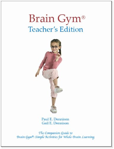Brain Gym: Teacher's Edition