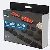Cardo REP00071 - Kit de refresco unisex para adultos para la serie PAKTALK/FREECOM (negro, talla única)