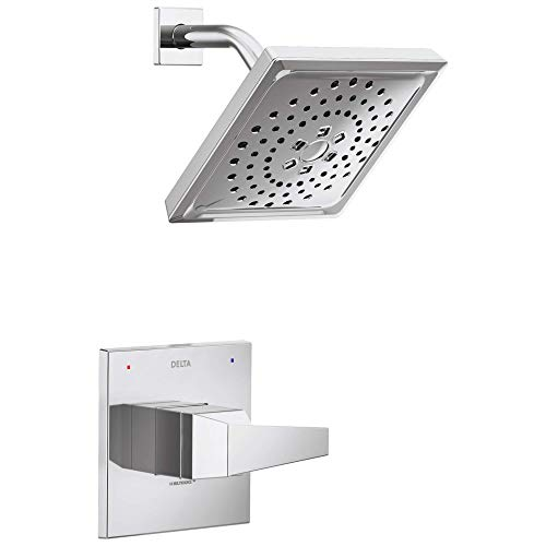 Delta T14243 Trillian Monitor 14 Series Trim Shower Only, Chrome