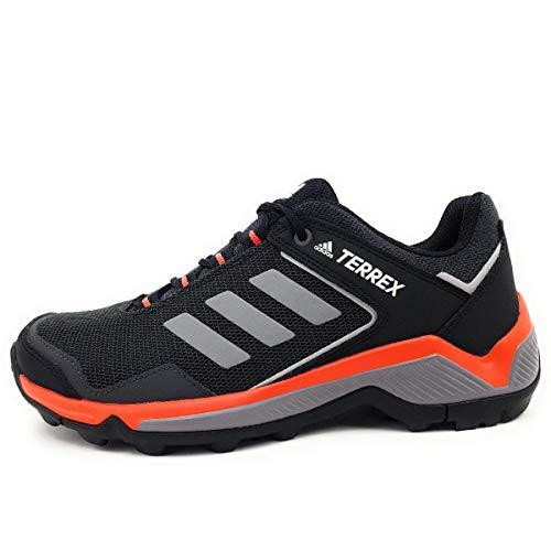 adidas Terrex EASTRAIL, Zapatillas de Senderismo Hombre, Grpudg/Gritre/Rojsol, 43 1/3 EU