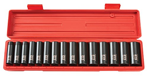 Best impact socket set for the money, Tekton metric impact sockets