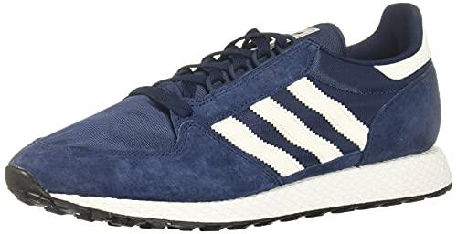 adidas Forest Grove Scarpe da fitness Uomo, Blu (Azul 000), 40 2/3 EU (7 UK)
