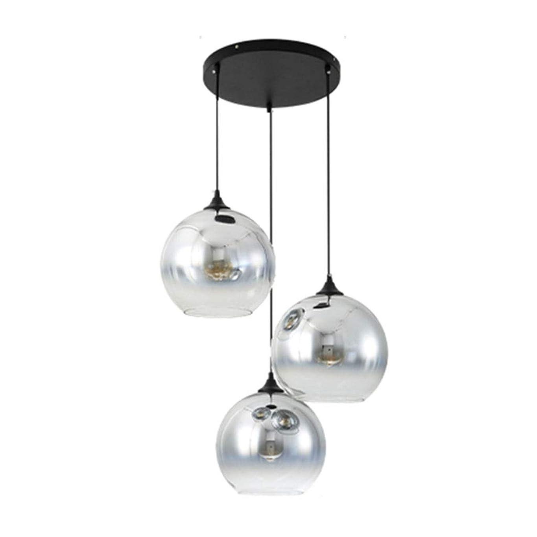 オークランド不平を言う先生123 シャンデリアシーリングライトペンダントライトランプ照明ぶら下げledランプシェード備品カバー電球ルーム寝室リビングルーム装飾クリエイティブバー 456 (Color : A)
