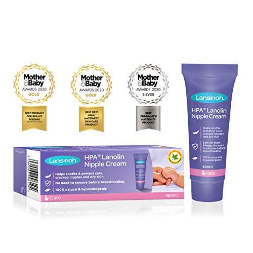Lansinoh HPA Lanolin Cream 40ml (Pack of 3)