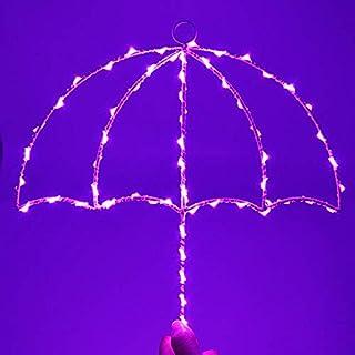 CHIMAKA Led Parapluie Modelant Fer Décoratif Tenture Murale Veilleuse Vente Chaude Parapluie Décorations Lampe Nouveaux ac...