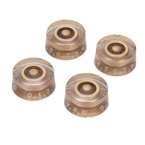 ammoon 4 Piezas Volumen de la Velocidad Mandos de Control de Tono...