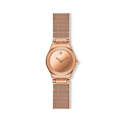 Reloj Swatch Irony Lady YSG166M Luminescent Rose