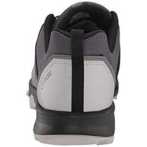 adidas outdoor Men's Terrex Tracerocker GTX Trail Running Shoe, Grey Five/Black/Grey Four, 14 D US