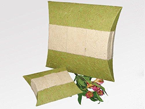 The Coffin Company biodégradable Urne funéraire des cendres – Convient pour l'eau enterrement – Taille adulte – Journey Earthurn – Vert