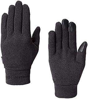 カリマー(カリマー) トレイル グローブ +d trail glove +d 82709A161-Black 保温 タッチパネル対応