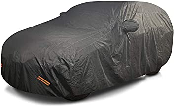 Mockins Extra Thick Protection with 250g PVC Heavy Duty SUV Car Cover Waterproof All Weather 190