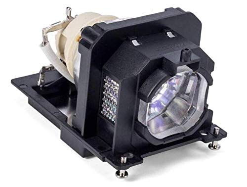 CTLAMP Premium Quality NP47LP DLP/LCD Projector Lamp Bulb with Housing Compatible with NEC NP-MC372X NP-MC382W NP-ME372W NP-ME382U NP-ME402X