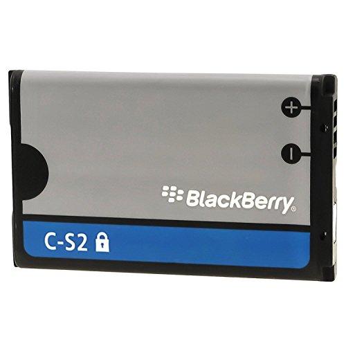 ORIGINAL DE BORDE C-S2 BATERÍA PARA BLACKBERRY CURVE 9330 9300 8520 8530...