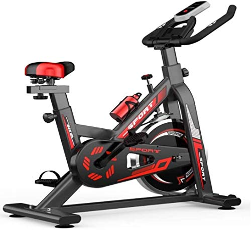Why Choose JXH Indoor Cycling Spinning Bike, Home Fitness Equipment, Adjustable Ultra-Quiet Exercise...