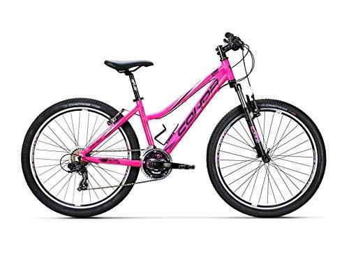 Conor 5200 26' Bicicleta Ciclismo Mujer, Rosa, M