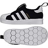 Adidas Superstar 360 I, Zapatillas de Deporte Unisex niño, Negro (Negbas/Ftwbla/Ftwbla...