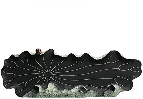 MMWYC Estante de baño organizador de ducha de pared multifunción bandeja de resina para instalación de perforación de arte retro, 2 colores, 2 tamaños (color: verde, tamaño: 50 x 17 cm)