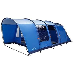 Vango Farnham Family Tunnel Tent, River Blue, 500
