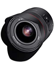 Samyang 24mm F1.8 Sony FE - Masterpiece for Astrophotography, Nero