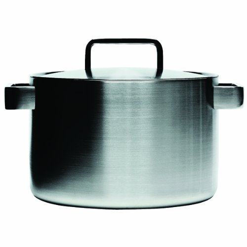 Iittala 162652 Tools Topf mit Deckel, 8 Liter