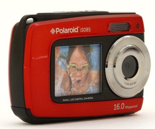Polaroid iS085 Fotocamera Compatta 16MP, Rosso, 1280 x 720 Pixel
