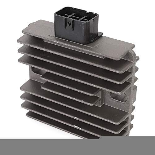KIMISS Motorrad Regler Gleichrichter, Spannungsregler Gleichrichter 6 Pin für 500 700 750 21066-0705