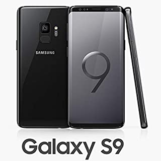 Samsung Galaxy S9 Dual Sim - 64GB,4GB Ram,4G LTE, Midnight Black - Middle East Version