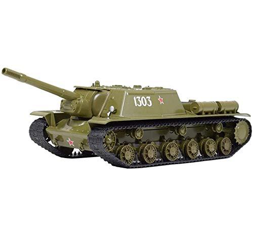 CMO Panzer Modelle Metall 1:43, SU-152 Artillerie mit Eigenantrieb UDSSR, Druckguss Militär Tank,...