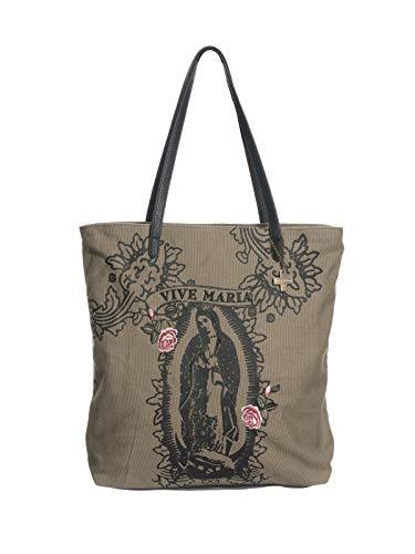 Vive Maria Sankt Maria Bag olive, Größe:onesize