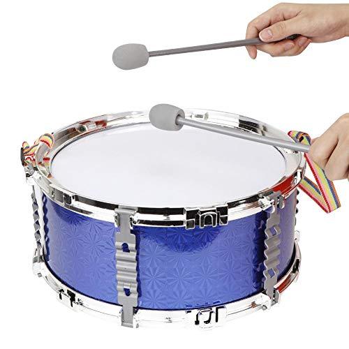 Batería Infantil Kids Drum, Hand Drum Kids Percusión Simulación Jazz Drum Instrumento con baqueta para niños pequeños