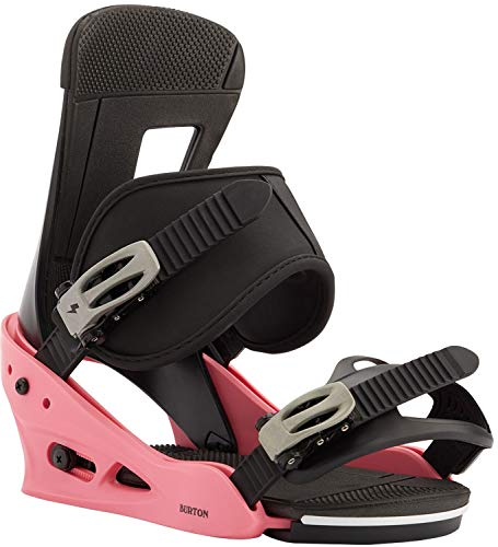 Burton Freestyle Snowboard Bindings Mens Sz M (8-11) Black