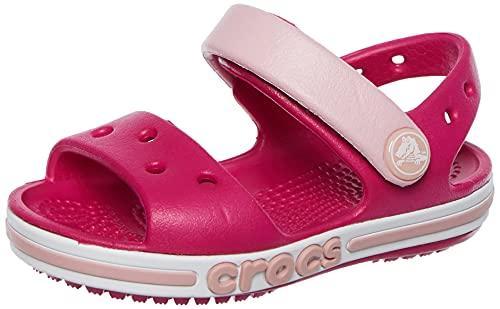 Crocs Kids Children Girls Boys' Bayaband Sandal Candy Pink Kids Children...