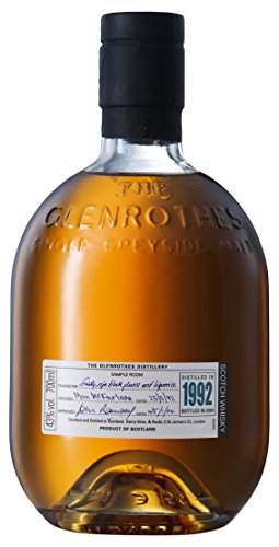Glenrothes - Vintage Release 2nd Edition - 1992 Whisky