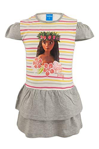 Vaiana - Kleid für Mädchen - 75AVOR [Grigio - 2 anni - 92 cm]