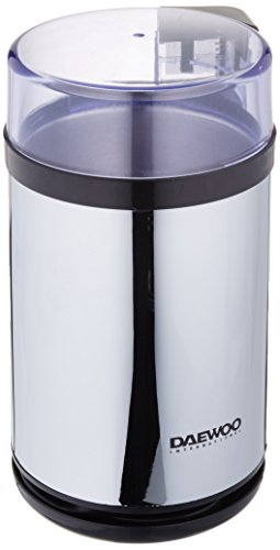 Daewoo 180-watt 85gm Capacity Coffee Grinder, 220 to 240 Volts