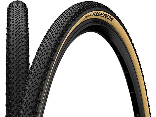 Continental 28 Inch Cyclocross-Gravel, Unisex Adulto, Negro, 28'