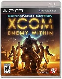 XCOM: Enemy Within Commander Edition - PlayStation 3