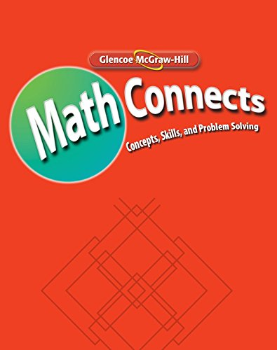 Math Connects: Study Guide and Intervention and Practice Workbook, Course 1