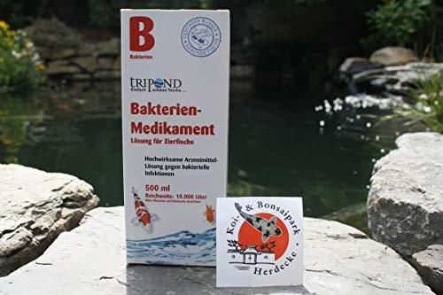 TRIPOND Bakterien-Medikament gegen bakterielle Infektionen