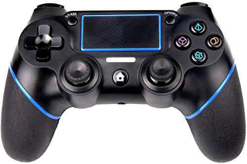 Sades - Mando inalámbrico para PS4 DualShock 4 para Playstation 4 con doble viración y conector de 3,5 mm