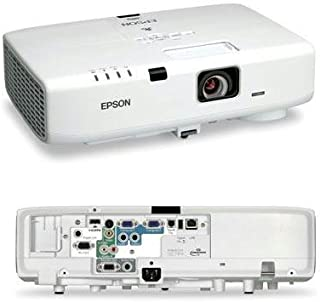New - PowerLite D6155W Projector by Epson America - V11H396020