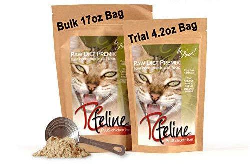 TCfeline Raw Cat Food