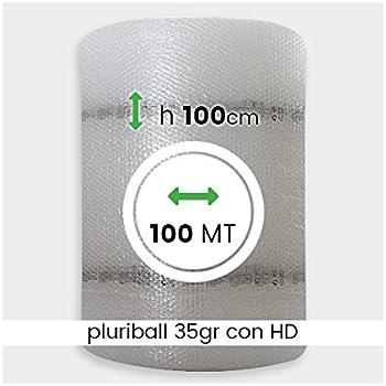 Pluriball Bolle Daria di Alta Qualit/à 100Mt x1Mt 55gr Bubble Wrap