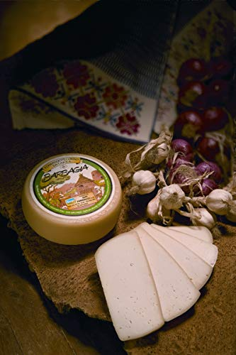2 kg. Barbagia Pecorino da Sepi Formaggi. Sardinian fresh pecorino cheese. Da allevamento sardo; gusto delicato