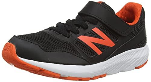 New Balance YT570V2, Scarpe per Jogging su Strada, Black, 37.5 EU