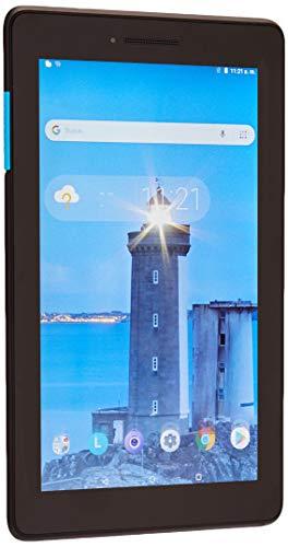 Lenovo Tablet E7 con Pantalla de 7″(17.8 cm, Mediatek Quad Core, 1 GB RAM, 8 GB Disco Duro, 4G, Android,…